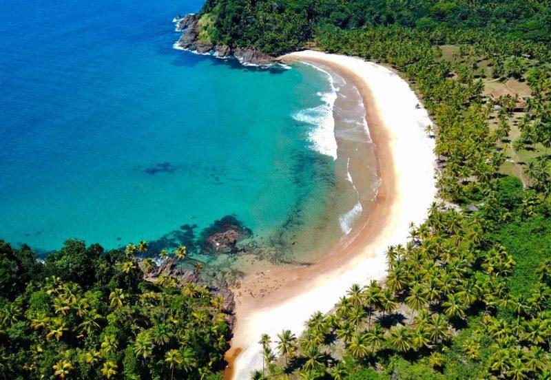 Dicas Bahia: mar cristalino da Prainha, em Itacaré.