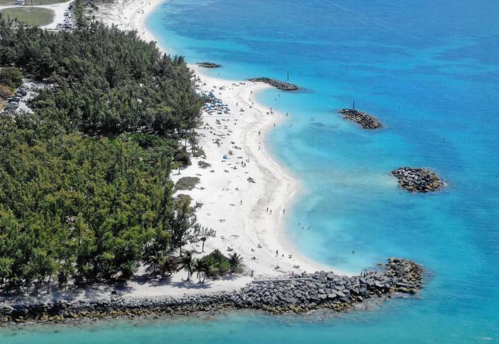 Roteiro Flórida: a paradisíaca Fort Zachary Taylor Beach, em Key West.