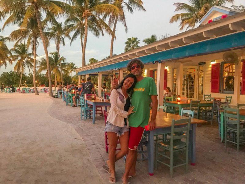 Roteiro Flórida: o imperdível Morada Bay Bar, em Key Largo.