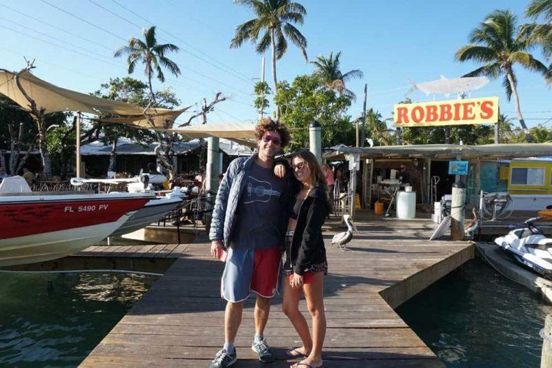 Viagem Flórida: o charmoso píer do Robbie's, em Islamorada.