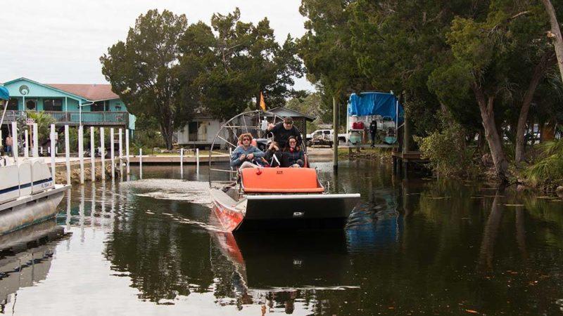 Roteiro Flórida: nossa passeio de Airboat do Captain Tim Baxter.