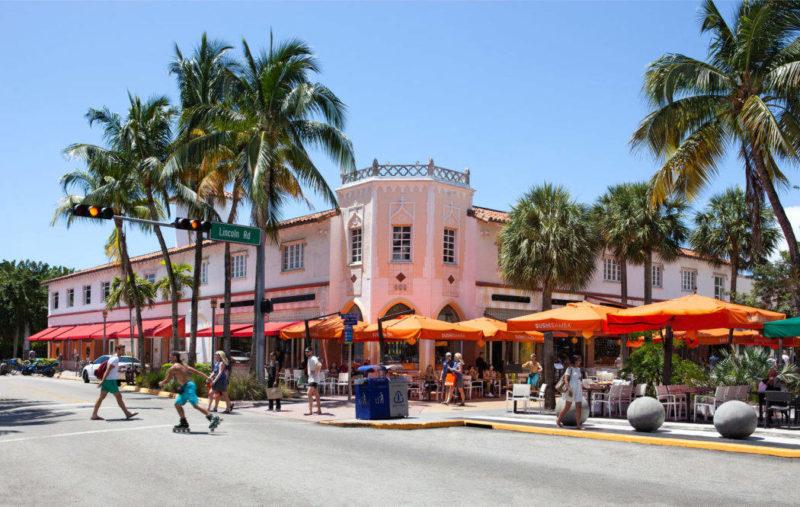 Dicas de Flórida: compras na Lincoln Road, em Miami.