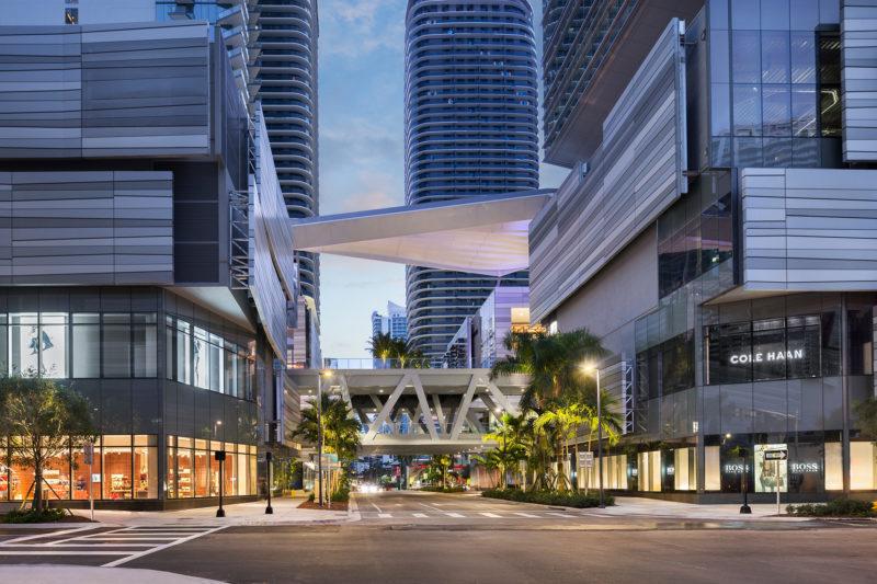 Roteiro Flórida: prédios modernos em Brickell, em Miami.
