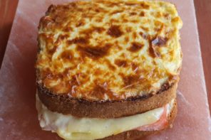 Receita de Croque Monsieur do Cordon Bleu