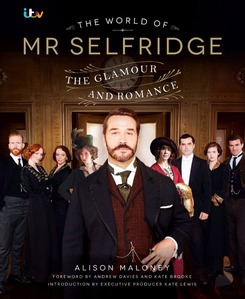 Séries gravadas na Inglaterra: Mr. Selfridge.