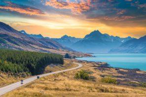 Oito lugares para visitar na Nova Zelândia