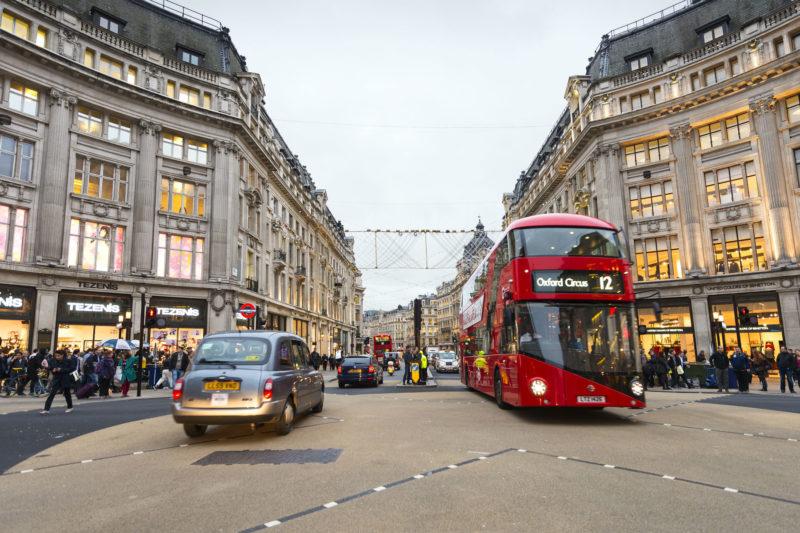 Séries filmadas em Londres: Mr Selfridge e o cenário da Oxford Street