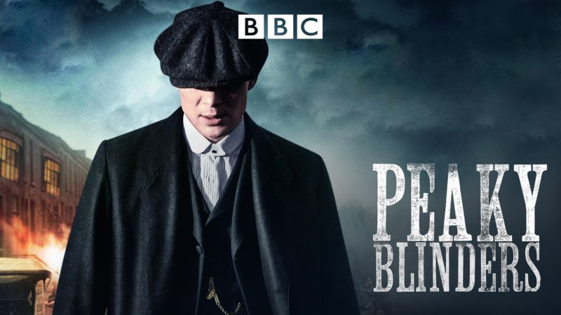 Séries Inglesas de época: Peaky Blinders.