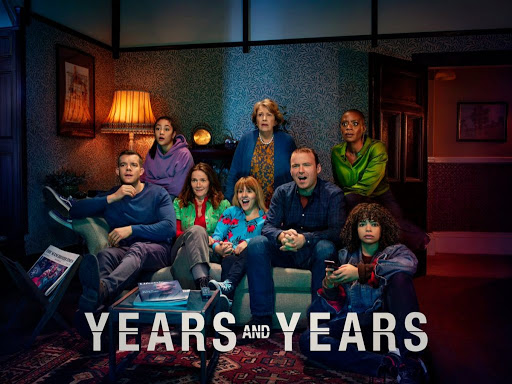 Séries da Inglaterra: Years and Years.