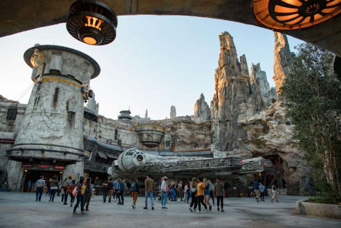 Novas atrações em Orlando: Star Wars: Galaxy's Edge no Hollywood Studios.