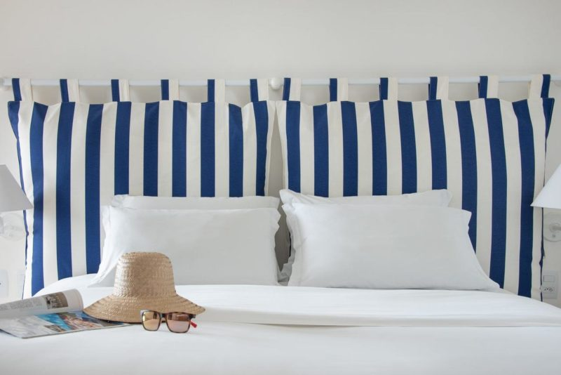 Cuidados de prevenção: o La Borie comprou os mesmos protetores de travesseiros e colchões usados pela rede d'Or