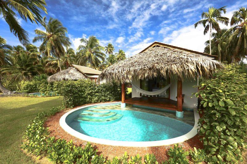 onde se hospedar Alagoas: o bangalô com piscina da Samba pa ti