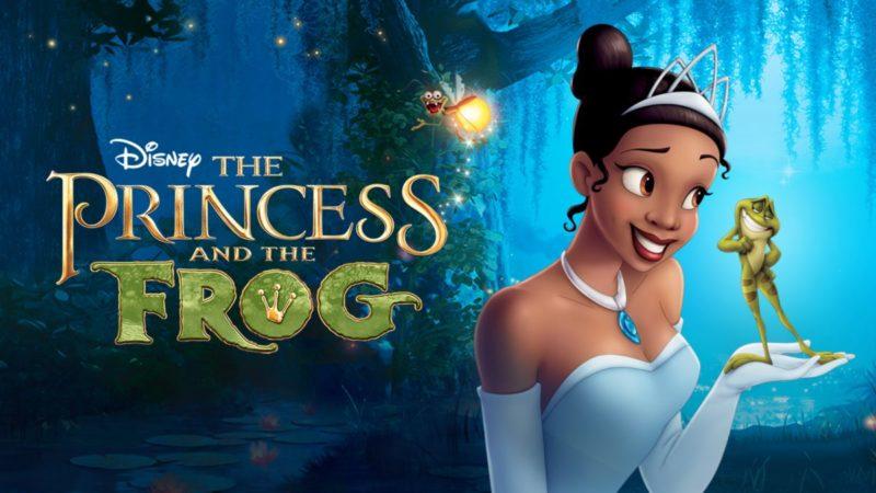 Novidades Disney: filme com a primeira princesa negra da Disney.
