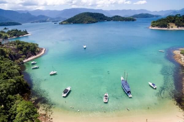 Retorno da atividade turística em Angra dos Reis e Ilha Grande com restrições.