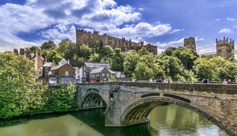 Cidades escondidas na Inglaterra: a Framwellgate, em Durham.