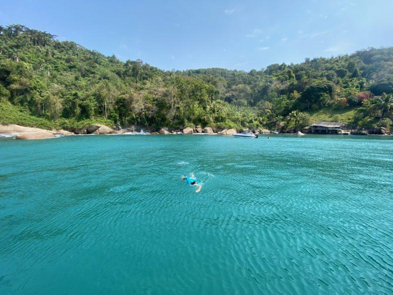 Melhores praias e ilhas de Paraty, Ilha do Algodão