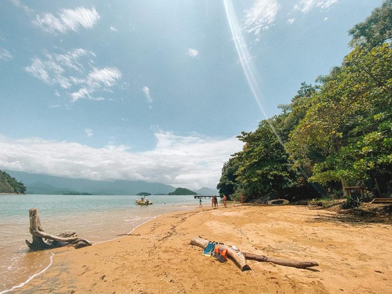 Ilhas de Paraty: a Ilha do Malvão