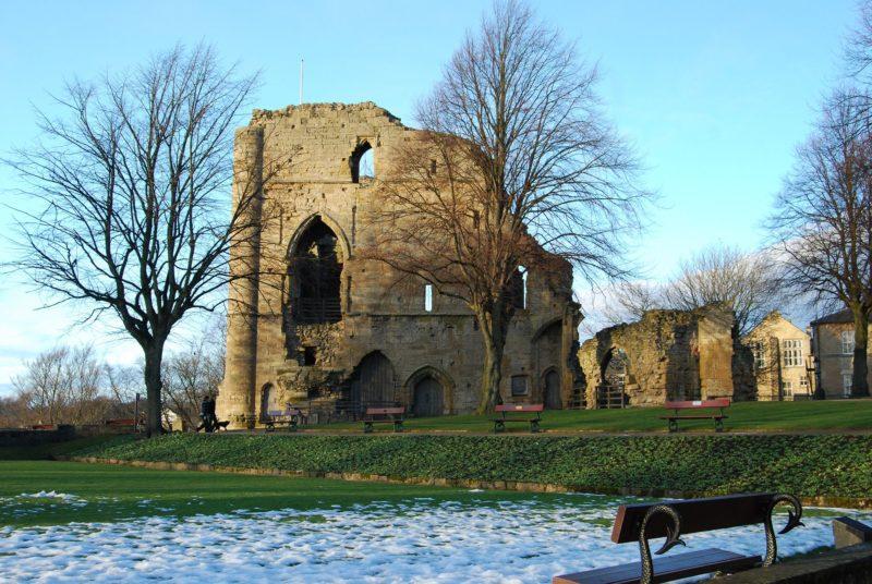 O que fazer em Knaresborough: Visitar o medieval Castelo da cidade.