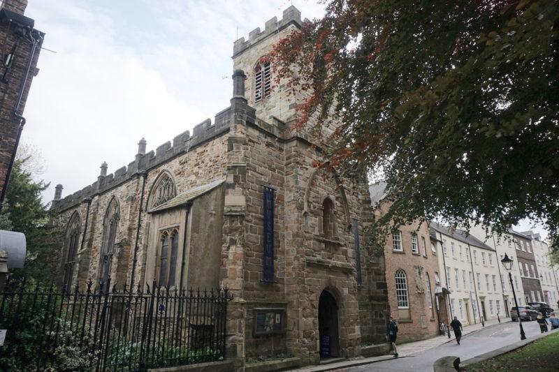 O que fazer em Durham: visitar o Durham Museum and Heritage Centre.