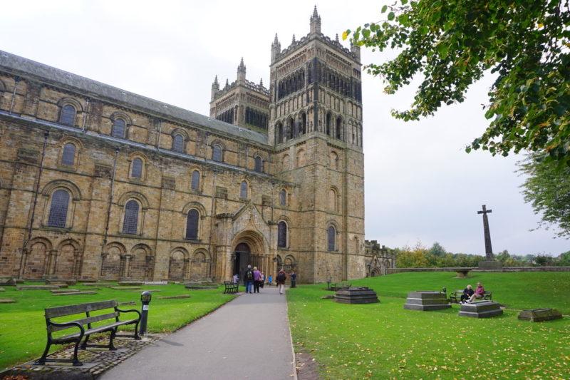 Dicas de cidades lindas na Inglaterra: Catedral de Durham.