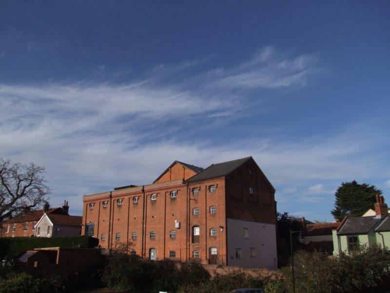 O que fazer em Halesworth: visitar o The Cut Arts Centre.