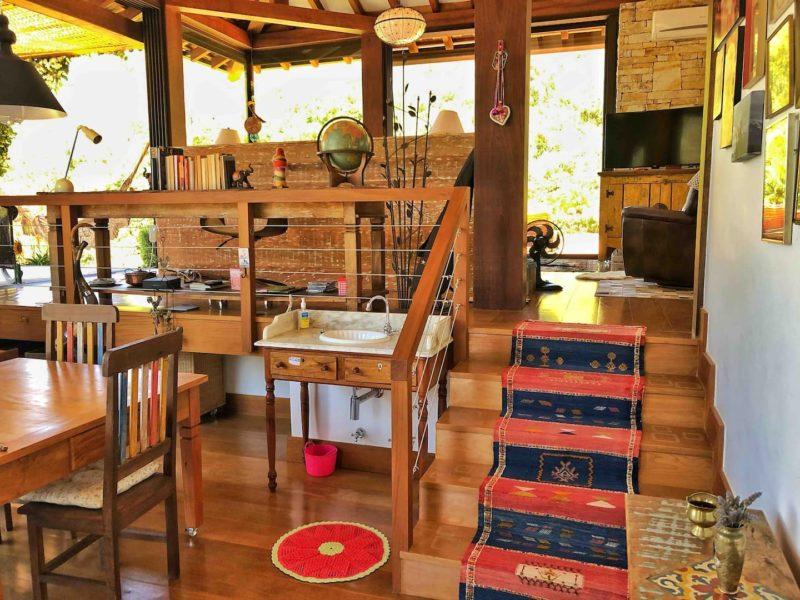 airbnb em araras
