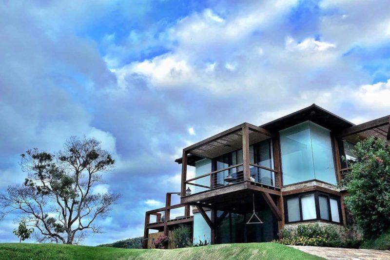 Melhores Airbnb perto do Rio de Janeiro: Casa do Vale, em Araras.
