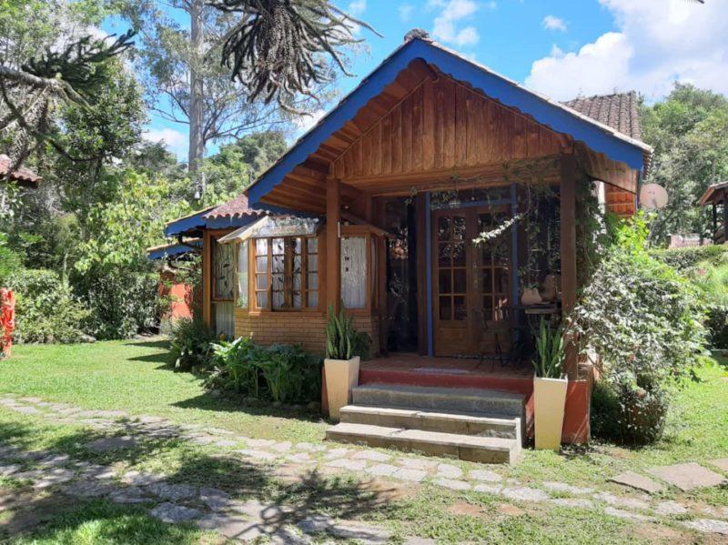 Airbnb Visconde de Mauá: o chalé no coração de Maringa