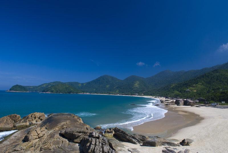 Lugares para ir perto do Rio: Trindade (Crédito: Paraty Tours).