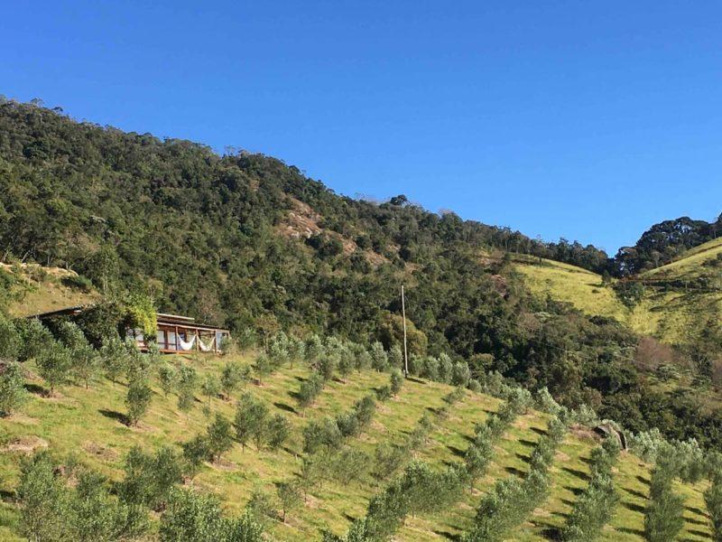 Airbnb em Gonçalves com cara de Toscana, não acham?