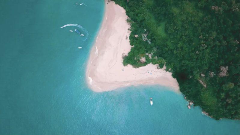 roteiro praias de Ubatuba