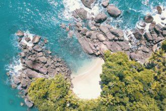 A praia do Felix e a do Português