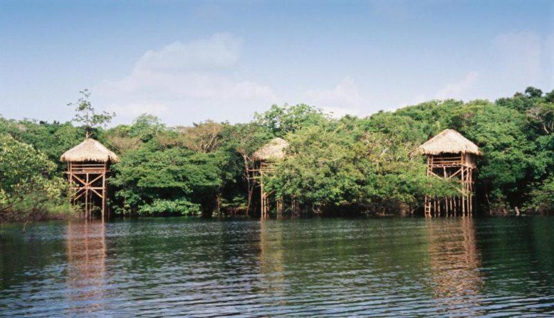 Onde ficar na Amazonia