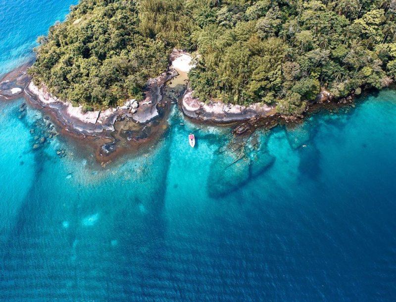 Aripeba em Ilha Grande (FONTE: FIG).
