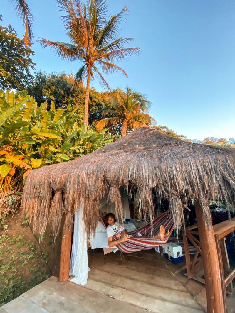 Onde ficar na Ilha Grande: a nossa cabana, em conexão total coma natureza