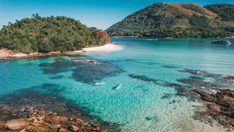 Cataguases, um paraíso que comparo com as Pak Bi Islands