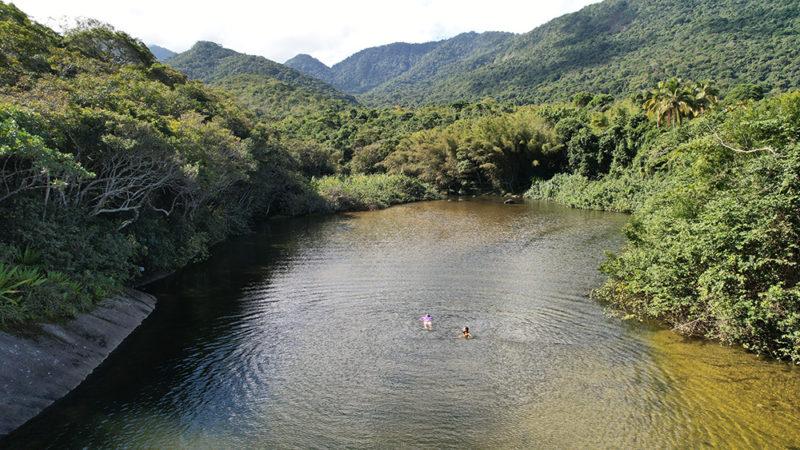 Outro do rio Parnaioca.